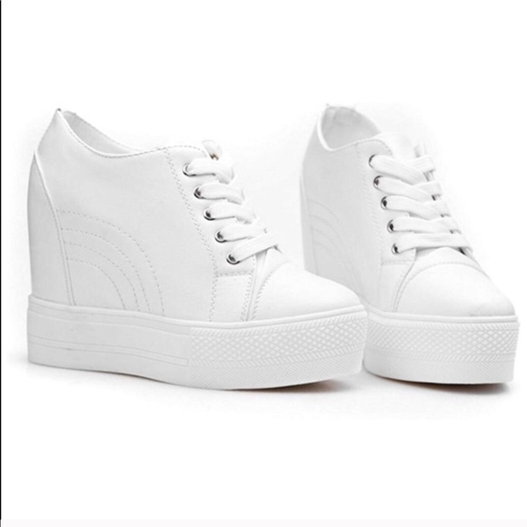 Shoes | New Wedges Sneakers For Women